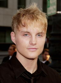Toby Hemingway at the Beverly Hills premiere.