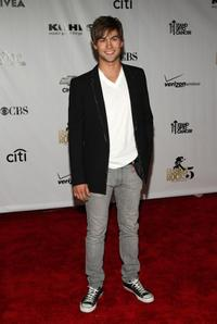 Chace Crawford at the Conde Nast Media Group's Fifth Annual Fashion Rocks.