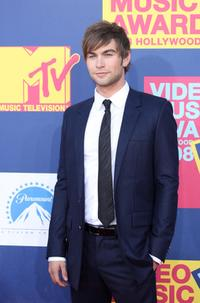 Chace Crawford at the 2008 MTV Video Music Awards.