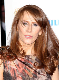 Catherine Tate at the Phillips British Academy Awards 2011 in London.