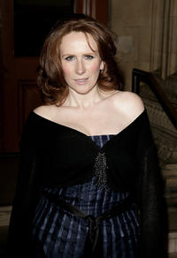 Catherine Tate at the National Television Awards 2006 in London.