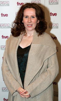 Catherine Tate at the Five Women In Film and TV Awards in London.
