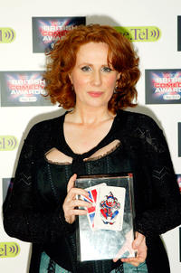 Catherine Tate at the British Comedy Awards 2004 in London.