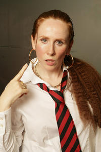 Catherine Tate at the portrait session of