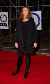 Catherine Tate at the Collars & Coats Gala Ball Marks Battersea Dogs & Cats Home's 150th Anniversary in London.