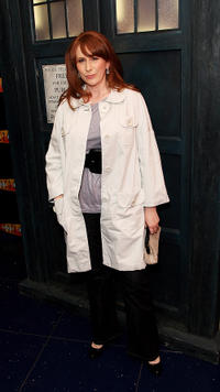 Catherine Tate at the press launch of