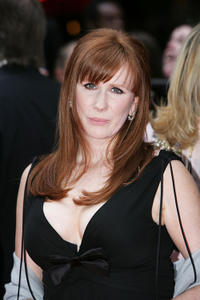 Catherine Tate at the British Academy Television Awards in London.