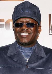 Bernie Mac at the