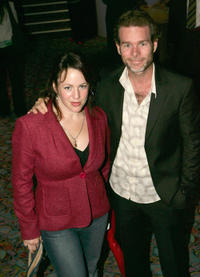 Sasha Horler and Kieran Darcy-Smith at the Australia premiere of