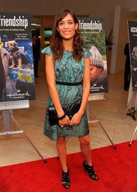 Kathleen Munroe at the world premiere screening of