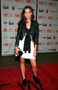 Kathleen Munroe at the screening of