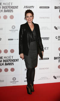 Olivia Colman at the British Independent Film Awards in London.