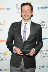 Michael Urie at the 2013 Drama Desk Awards.