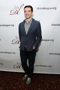 Michael Urie at the 2013 Drama League Awards.