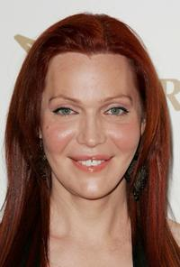 Calpernia Addams at the 19th Annual GLAAD Media Awards.
