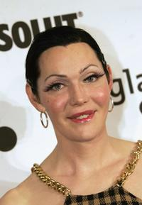 Calpernia Addams at the 17th Annual GLAAD Media Awards.
