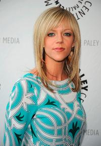 Kaitlin Olson at the