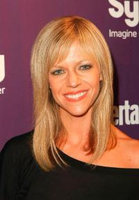Kaitlin Olson at the Entertainment Weekly's Syfy Party during the Comic-Con 2009.