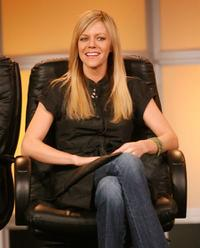 Kaitlin Olson at the 2007 Winter TCA Press Tour.