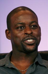 Sterling K. Brown at the 2007 Winter TCA Press Tour.