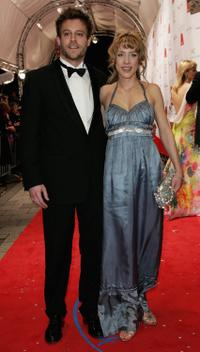 Ken Duken and Marisa Leonie Bach at the 34th Annual German Film Ball.
