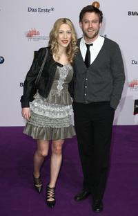 Marisa Leonie Bach and Ken Duken at the Echo Awards 2010.