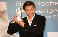 Ken Duken at the Bavarian Television Awards 2009.