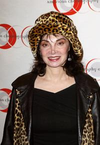 Toni Basil at the 9th Annual American Choreography Awards.
