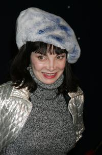 Toni Basil at the opening of 'Rock of Ages'.