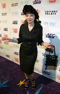Toni Basil at the after party of the premiere of