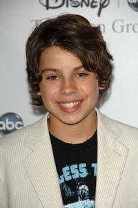 Jake T. Austin at the Disney and ABC's