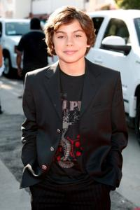 Jake T. Austin at the 2008 ALMA Awards.