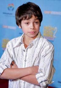 Jake T. Austin at the DVD premiere of