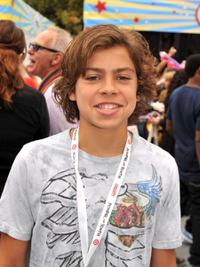 Jake T. Austin at the