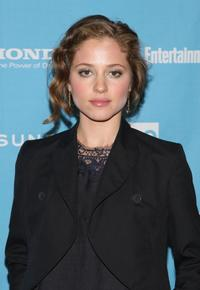 Margarita Levieva at the premiere of