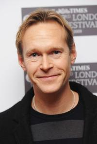 Steven Mackintosh at the premiere of