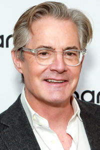 Kyle MacLachlan at SiriusXM Studios in New York City.