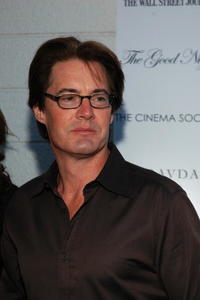 Kyle MacLachlan at the Cinema Society Screening of