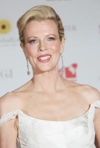 Kim Basinger at the Dreamball 2007 at the German Historical Museum.