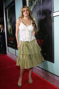 Rachel Sterling at the premiere of