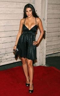 Rachel Sterling at the MAXIM's 2008 Hot 100 party.