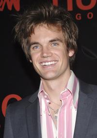 Tyler Hilton at the screening of