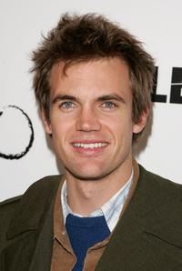 Tyler Hilton at the Blender Sessions during the 2007 Sundance Film Festival.