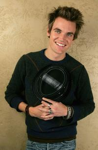Tyler Hilton at the 2007 Sundance Film Festival.