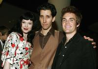 Tracee May Miiler, Dan John Miller and Tyler Hilton at the DVD Release Celebration for