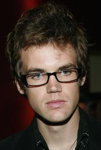 Tyler Hilton at the DVD Release Celebration for