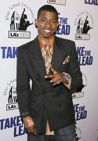 Marcus T. Paulk at the screening of