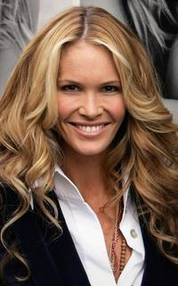 Elle MacPherson at the launch a 14-piece