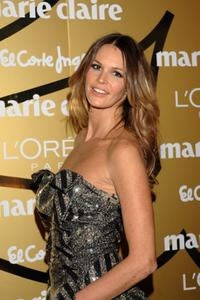 Elle MacPherson at the 5th Marie Claire Magazine Awards.