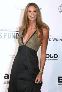 Elle MacPherson at the amfAR's (American Foundation for AIDS Research)